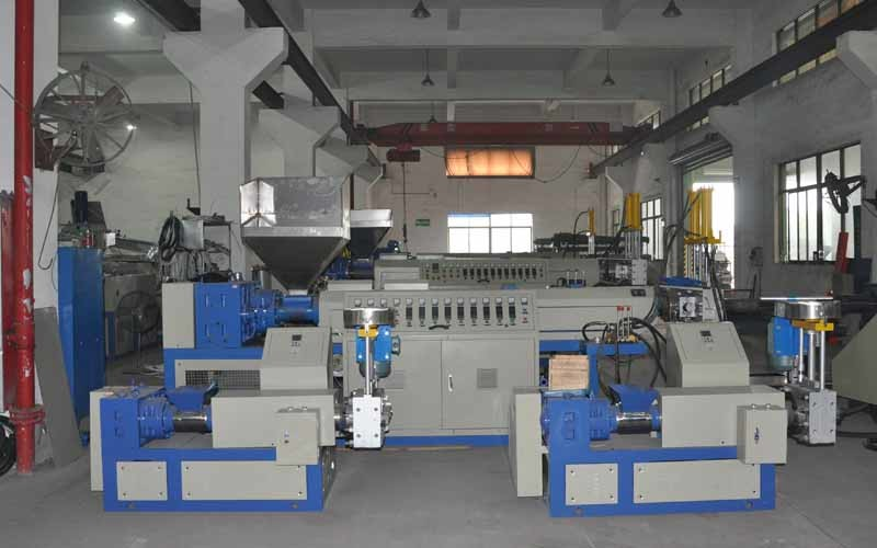 Chiny NINGBO LVHUA PLASTIC & RUBBER MACHINERY INDUSTRIAL TRADE CO.,LTD. profil firmy