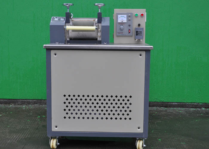 High Capacity  Pelletizer Plastic Cutting Equipment Adjustable Speed 950x800x1350mm