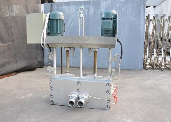 Air Venting System Automatic Screen Changer , 300*300 Continuous Screen Changer