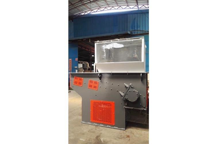 ECO - Friendly Plastic Shredder Machine Large Diameter HDPE Pipe Durable